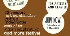 Pasar Kutu Art Market