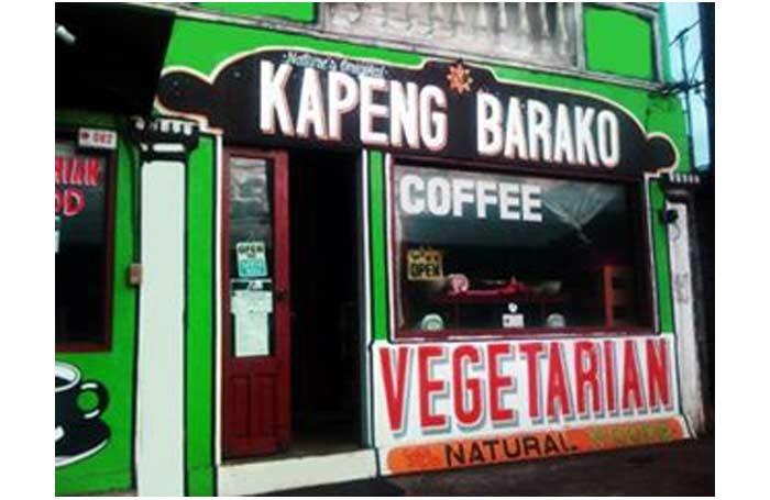 kedai kopi kapeng barako di Filipina