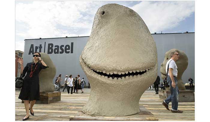 Art Basel di Swiss