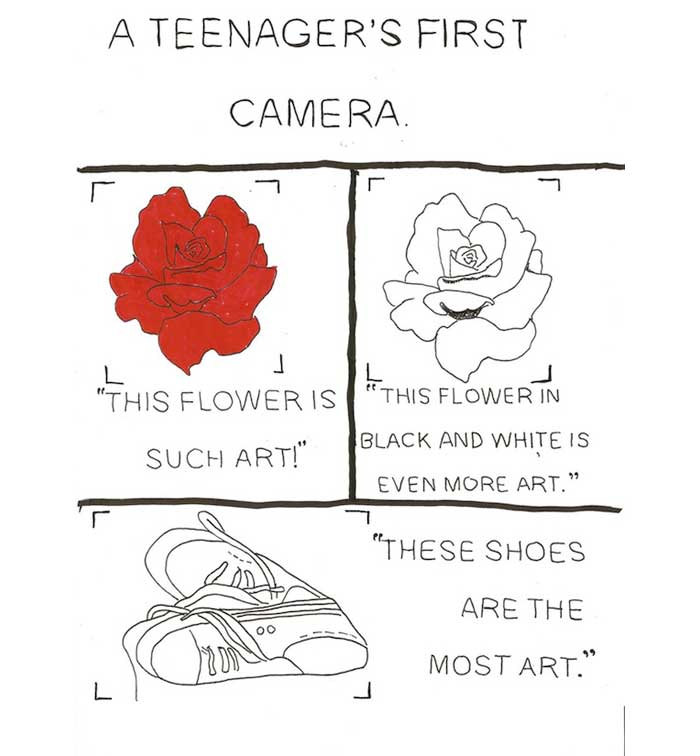 A-Teenager&dddd#8217;s-First-Camera
