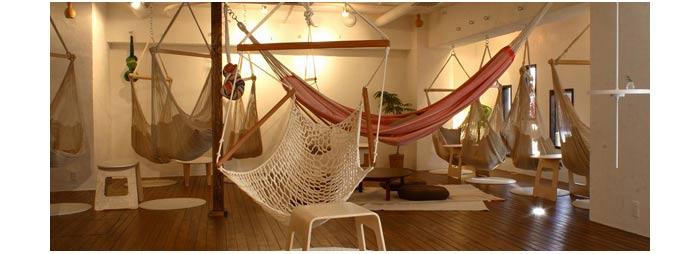 hammock cafe di jepang