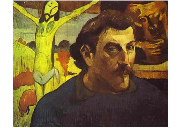 self-portrait-with-the-yellow-christ-1890