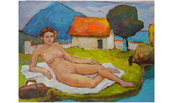 2-lying-nude-women-alfons-niex