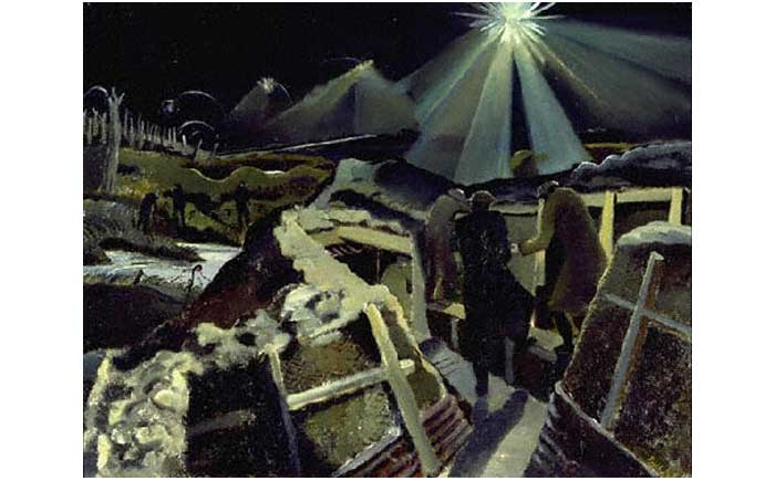 Nash,_The_Ypres_Salient_at_Night