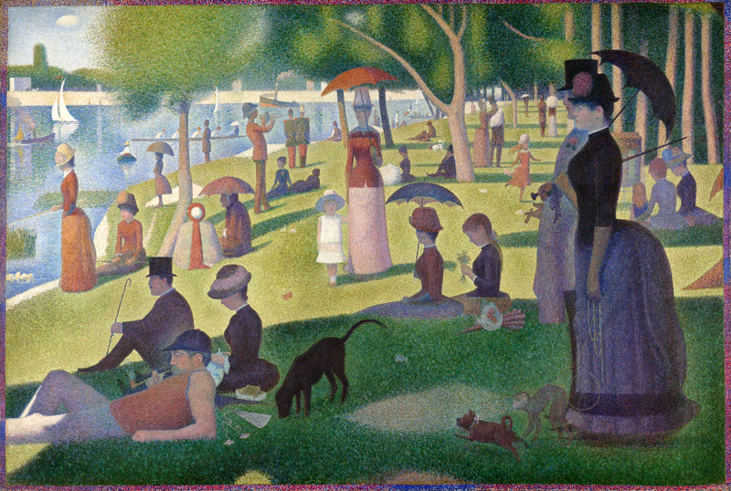 800px-A_Sunday_on_La_Grande_Jatte,_Georges_Seurat,_1884