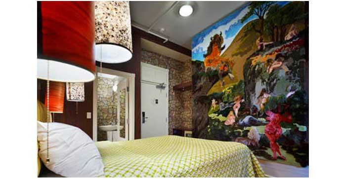 Toronto-Gladstone-Hotel-Faux-Naturelle-room