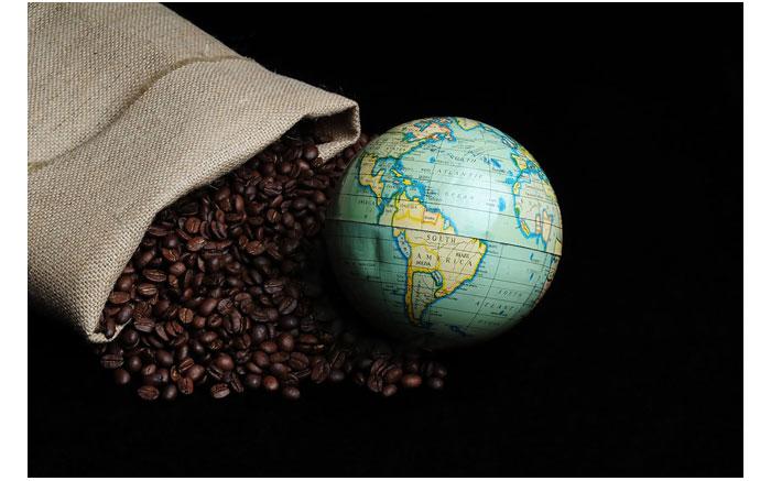 bigstockphoto_coffee_and_world_globe_3050154