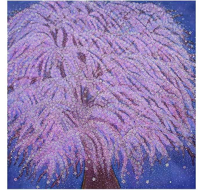 Sakura-Mixed-Mediabatik-acrylic-36inch-x-36inch