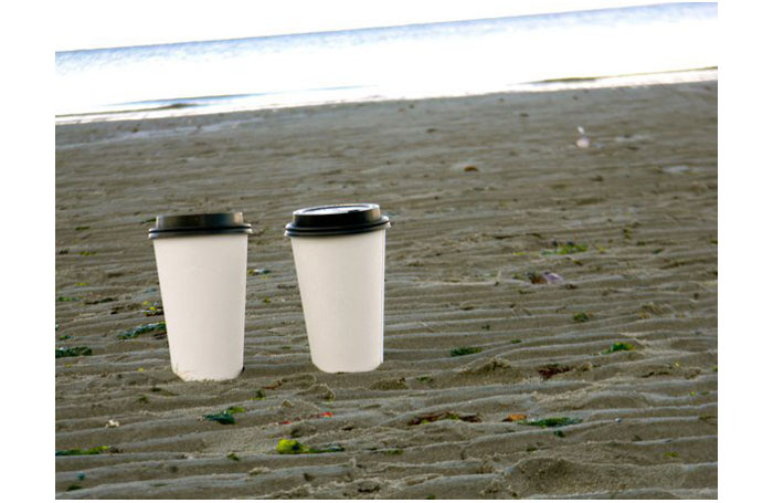 coffee-on-beach