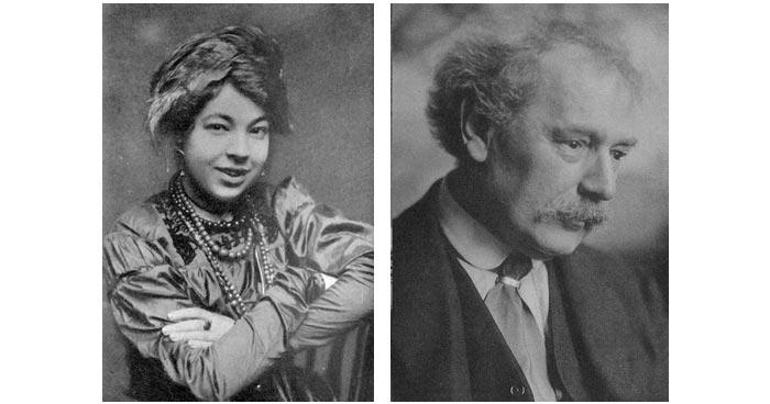 pamela-smith-&-Arthur-Edward-Waite