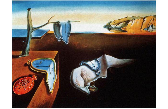 SalvadorDali-The-Persistence-of-Memory-1931