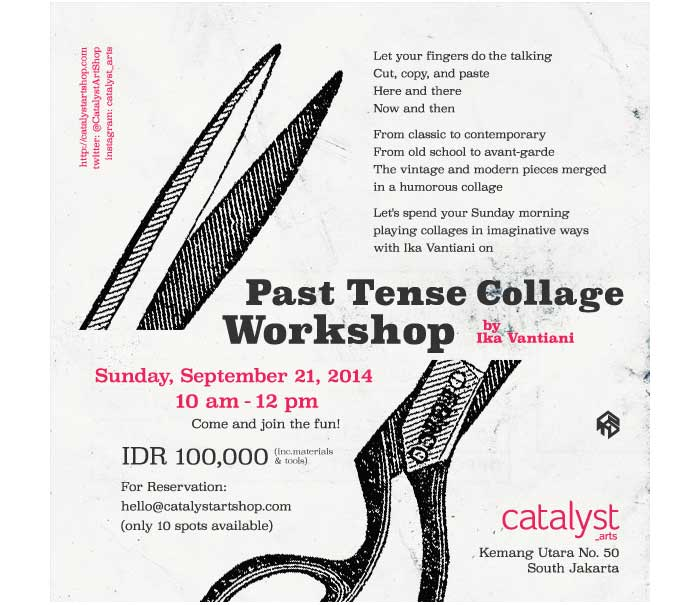 Past-Tense-Collage-Workshop-by-Ika-Vantiani