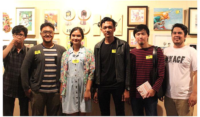 Beberapa-peserta-pameran-Salah-Kaprah-Kopi-Keliling-di-Kemang-Art-&-Coffee-Festival-2014