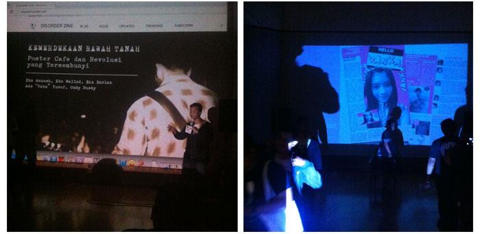 Presentasi-dari-beberapa-pembuat-Zine-di-talkshow-Everybody-Can-Make-a-Zine-di-Kemang-Art-&-Coffee-Festival-2014