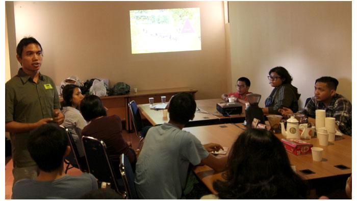 Talkshow-Kopi-Gajah-bersama-WWF-Indonesia-di-Kemang-Art-&-Coffee-Festival-2014_2