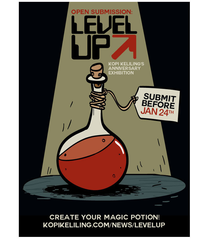 Level-Up-Exhibition-Open-Submission