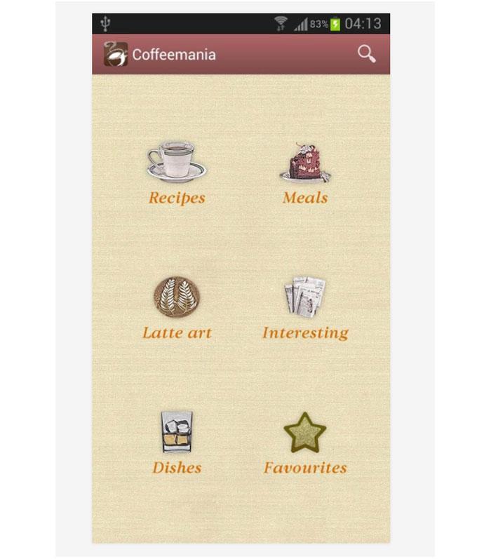 coffeemania-coffee-app