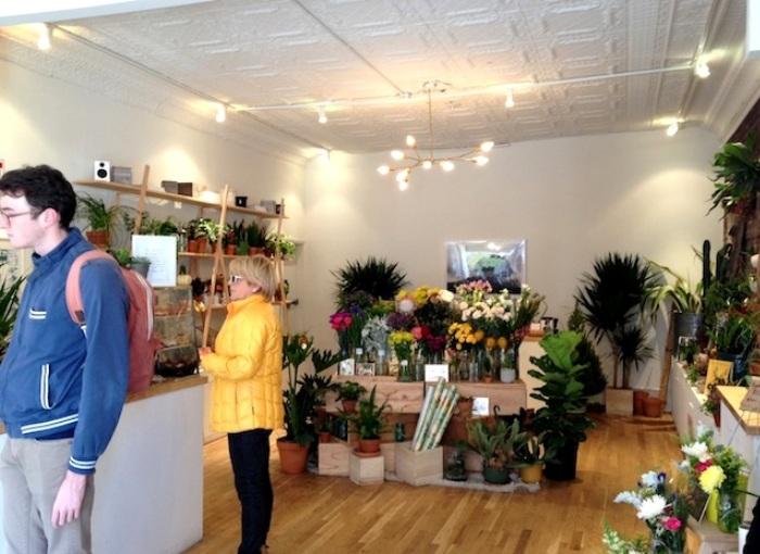 2. flowershop