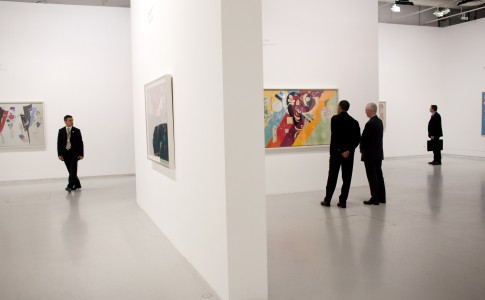 The Center Pompidou, MoMA (wikimedia.org)
