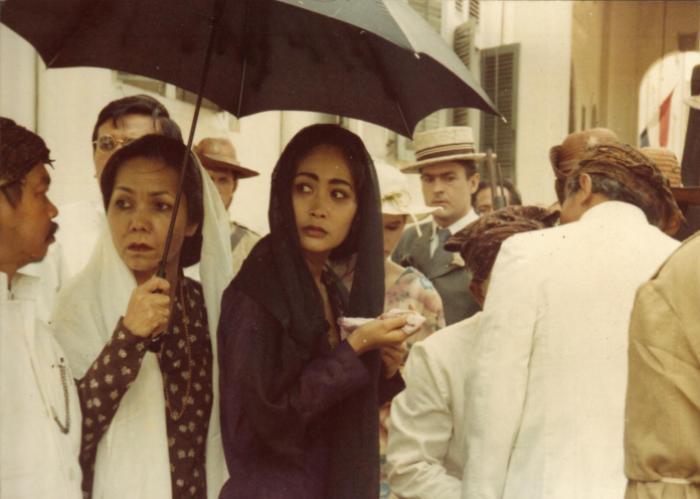 Yenni Rahman adalah Miss Icih dalam Doea Tanda Mata (sumber gambar: selasar.com)