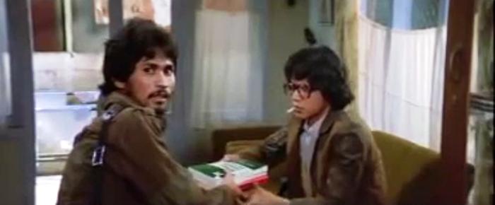Alex Komang dan Ray Sahetapy dalam Secangkir Kopi Pahit (sumber gambar: pribadi)