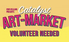 Volunteer-Needed-Catalyst-Art-Market-2015-Kuningan-City