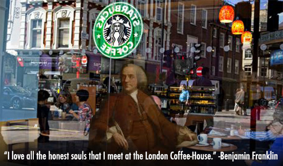 Starbucks reports drop in UK salesuklondonstreetscenewindowlog