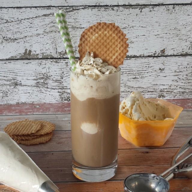 Eiskoffee