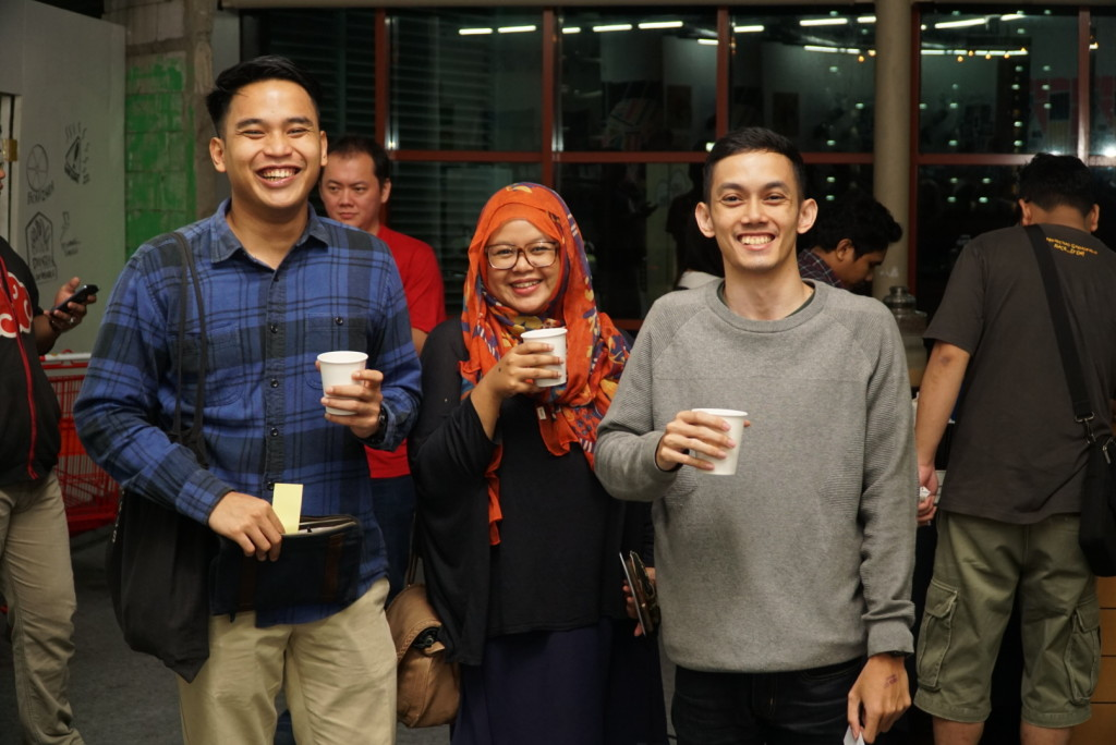 Coffee showcase by Coffee on Wheels (foto: Andanu Prasetyo)