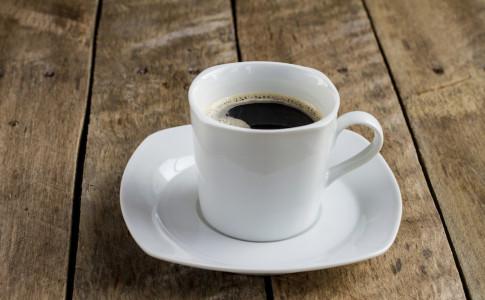 Fresh Frothy Coffee.