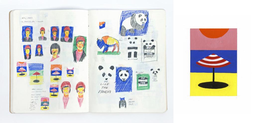 sketchbook courtesy Scott Pat