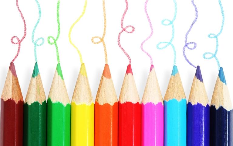 5 Teknik Dasar Drawing Menggunakan Pensil Warna Kopi Keliling