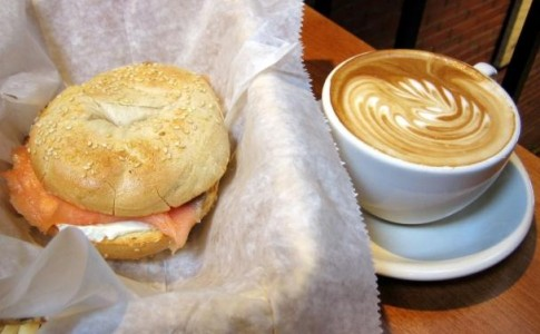 Bagel-and-latte-photo