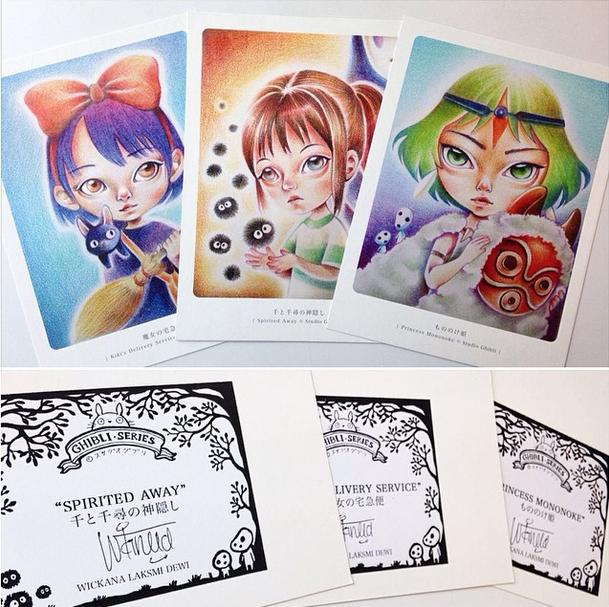 Artprint-Ghibli