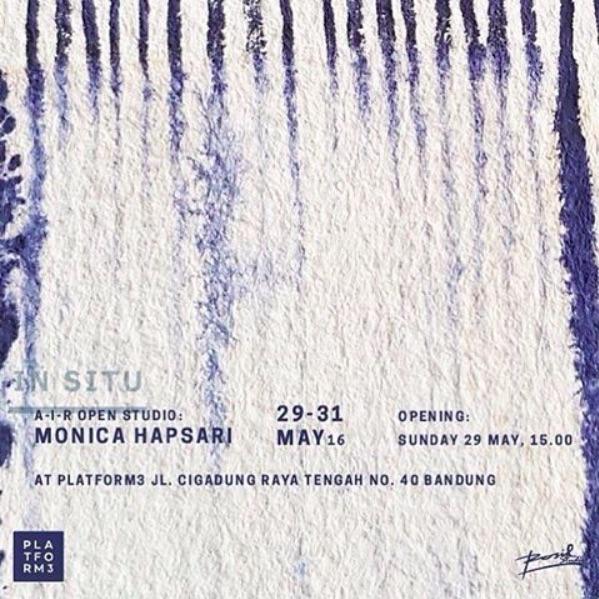 In Situ Open Studio Monica Hapsari