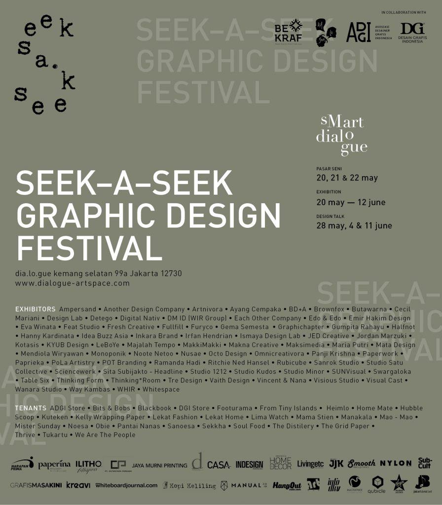 Seek A Seek_Instagram_Exhibitors & Tenant List