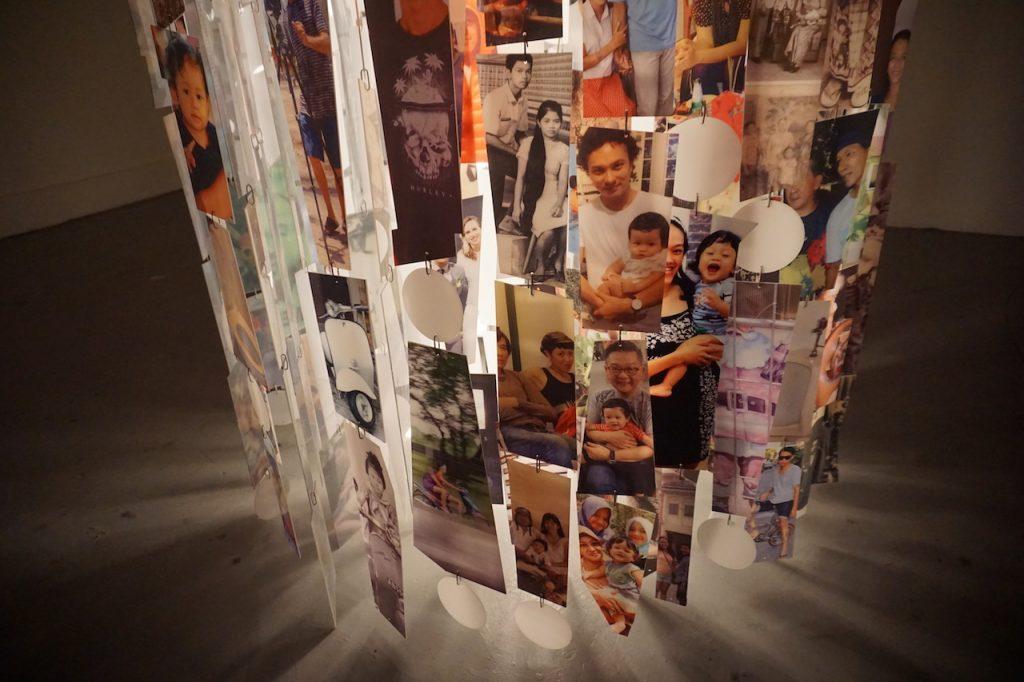 Angki Purbandono - Sumbu Kosmik Memori