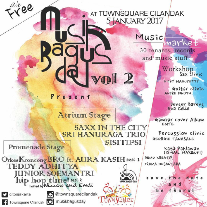 musik-bagus-day-volume-2-cilandak-town-square-jakarta