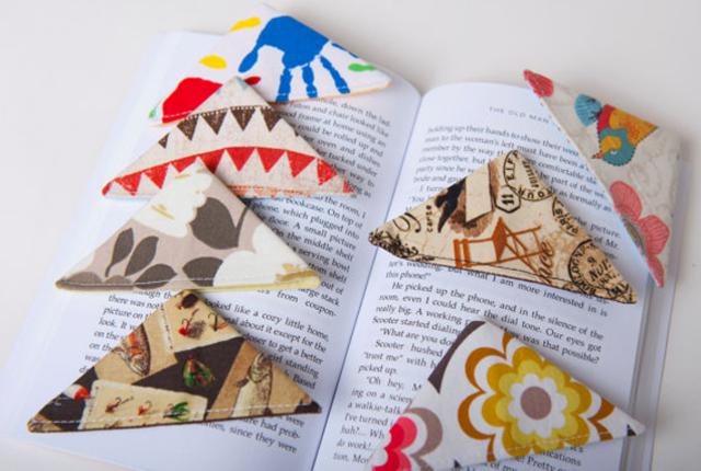 10 Pembatas Buku Yang Kreatif Kopi