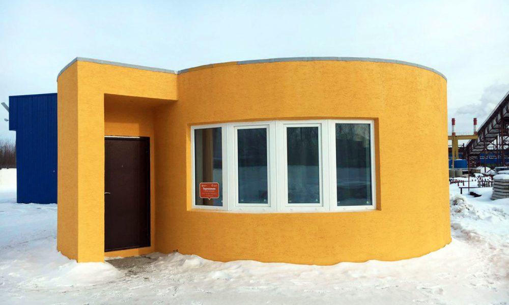 printing 3d rumah
